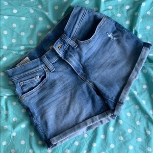 Levi's Premium Denim Jean Shorts